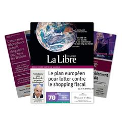 Image de 1 an d'abonnement à La Libre Intégrale