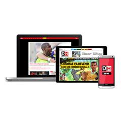 Image de Abonnement mensuel à la DH et DH du Dimanche, abonnement 100% numérique