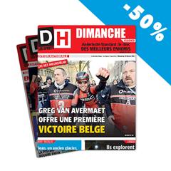 Image de La DH du Dimanche pendant 12 mois à -50%!