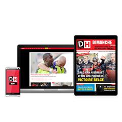 Image de 1 an à la DH et DH du Dimanche, abonnement 100% numérique