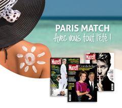 Image de Offre découverte: Paris Match - intégral - 3 mois