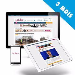 Image de 3 mois d'abonnement à la Sélection de LaLibre.be
