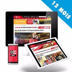 Image de 12 mois à l'Edition Web DH.be (soit 4,83€ par mois seulement).