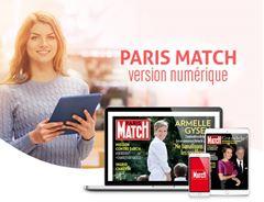 Image de Paris Match - PDF - offre rentrée - 12 mois