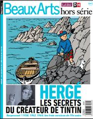 Image de HERGE, les secrets du créateur de Tintin