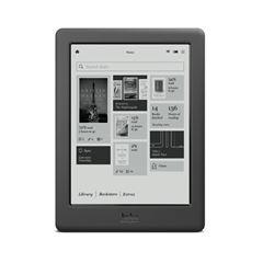 Image de E-reader Kobo Touch 2.0 noir - Achat possible avec des SCOOPS