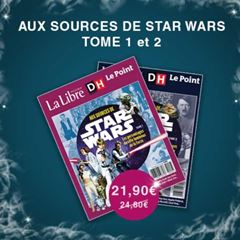 Image de AUX SOURCES DE STAR WARS TOME 1 + TOME 2 - Achat possible avec des SCOOPS