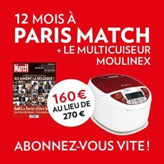Image de Paris Match 12 mois - Print - Multicuiseur Moulinex