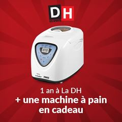 Image de Abonnement Intégral : 12 mois à La DH + une machine à pain