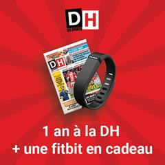 Image de Abonnement Intégral : 12 mois à La DH + un Fitbit en cadeau pour 279 €