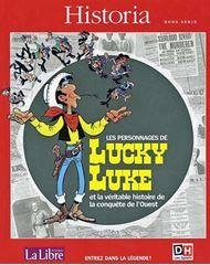 Image de Les personnages de LUCKY LUKE et la véritable histoire de la conquête de l'Ouest