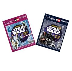 Image de Aux Sources de Star Wars : pack 2 tomes