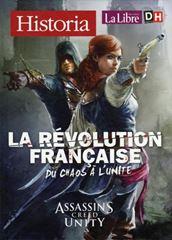 """Image de ASSASSIN'S CREED : """" La révolution française : du chaos à l'unité"""""""