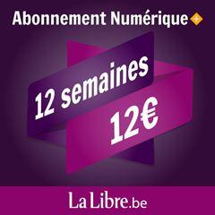 Image de 12 semaines d'abonnement Numérique + pour 12€