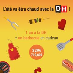 Image de 1 an à la DH + un superbe barbecue pour 329 € seulement !