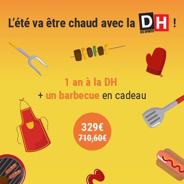 Image sur 1 an à la DH + un superbe barbecue pour 329 € seulement !