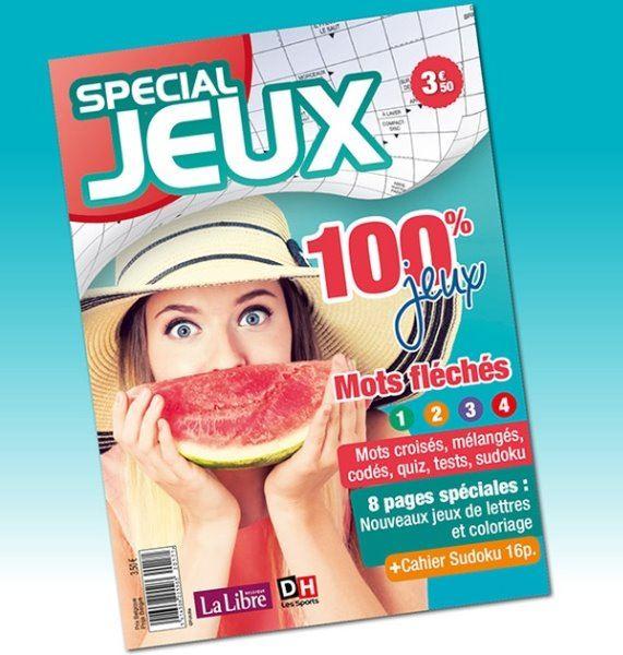 Image sur Magazine Spécial Jeux