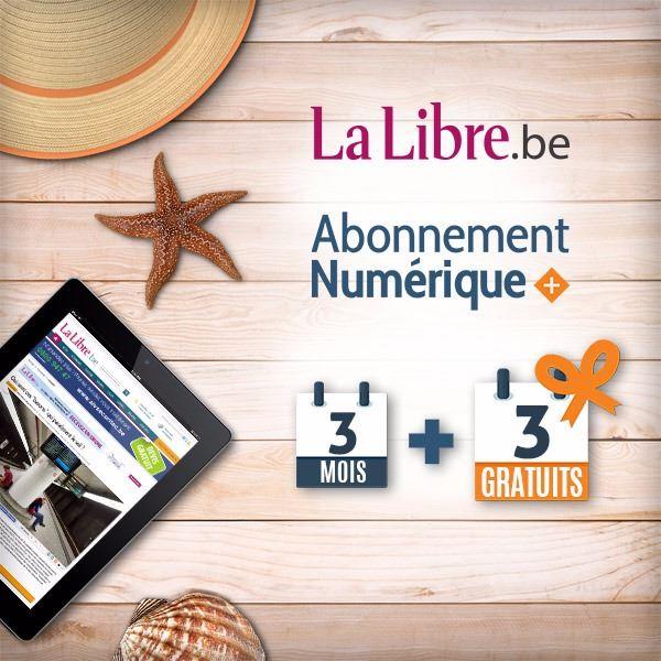 Image sur Offre Vacances : 3 mois + 3 mois gratuits à La Libre Numérique +