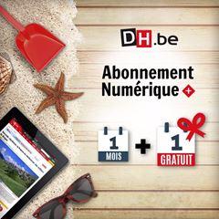 Image de Offre Vacances : 1 mois + 1 mois gratuit à La DH Numérique +