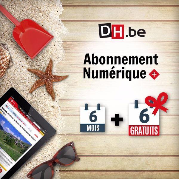 Image sur Offre Vacances : 6 mois + 6 mois gratuits à La DH Numérique +