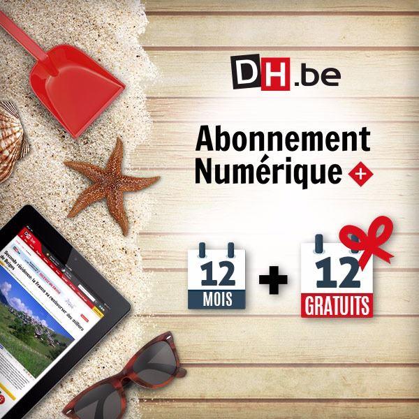 Image sur Offre Vacances : 12 mois + 12 mois gratuits à La DH Numérique +