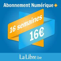 Image de 16 semaines d'abonnement Numérique + pour 16€