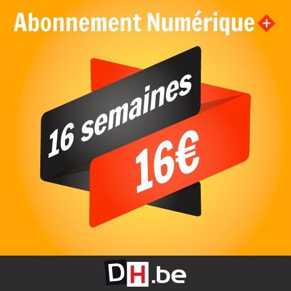 Image sur 16 semaines d'abonnement Numérique + pour 16€