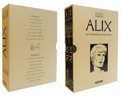 Image de ALIX : le coffret de ses 15 premières aventures