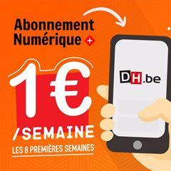 Image de La DH Numérique + : votre abonnement à la semaine à 1€ seulement !
