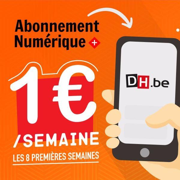 Image sur La DH Numérique + : votre abonnement à la semaine à 1€ seulement !