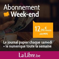 "Image de Formule ""Week-end"" mensuelle"