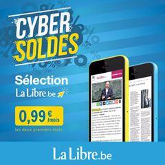 Image de Vos deux premiers mois à la Sélection LaLibre.be pour 0,99€ seulement, puis 6€ par mois