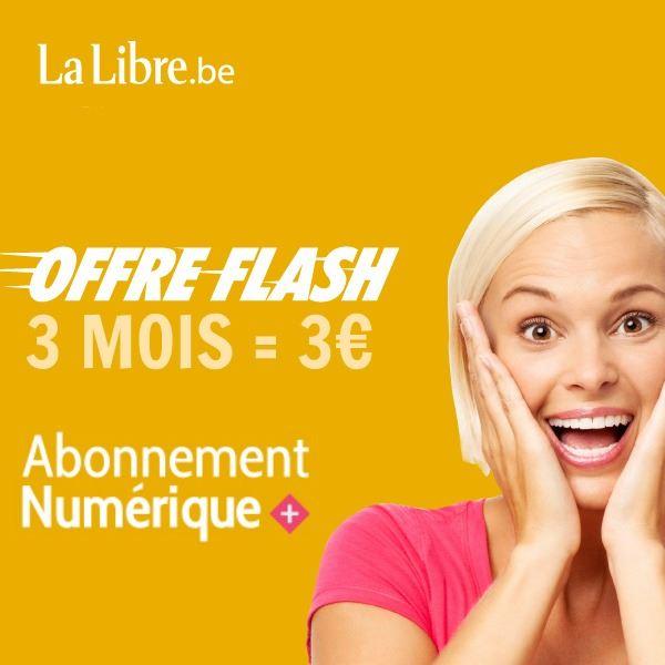 Image sur ❯ OFFRE FLASH ❮ vos 3 premiers mois pour 3€ seulement, puis 9,99€/mois
