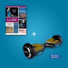 Image de Votre Libre pendant 2 ans + un Hoverboard: 960€ soit 40€*/mois pendant 24 mois.