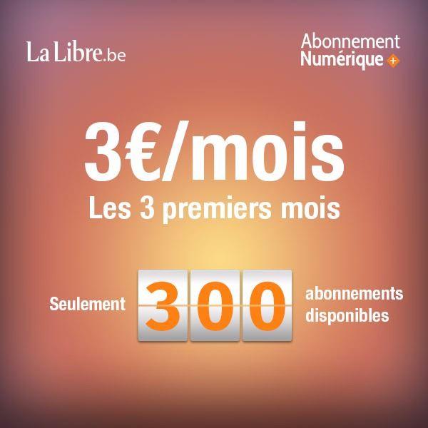 Image sur 300 abonnements Numérique + disponibles : 3€/mois les 3 premiers mois