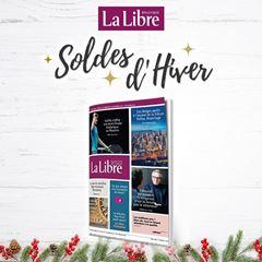 Image de Abonnement Papier : 6 mois d'abonnement Intégral à La Libre à -50% :  133 €