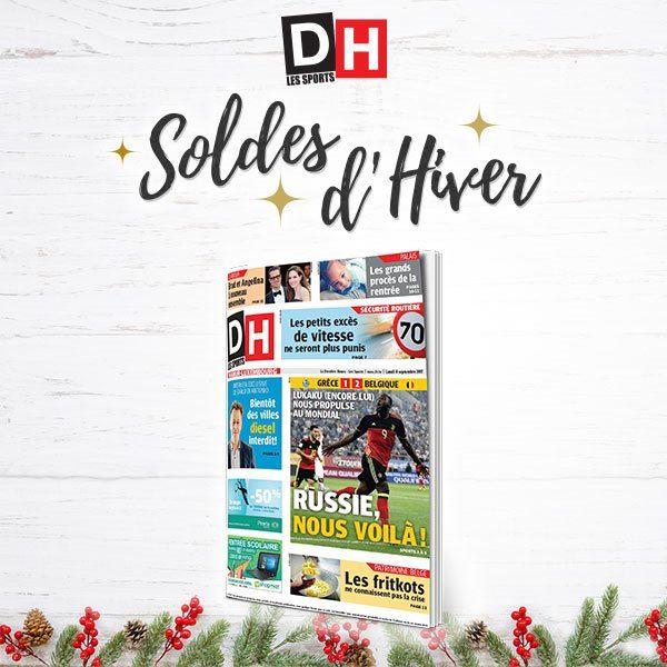 Image sur Abonnement Papier : 6 mois d'abonnement à La DH :  119€