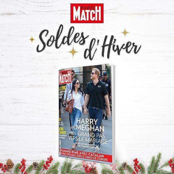 Image sur Paris Match - intégral - 6 mois à 39€ seulement !