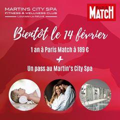Image de Paris Match 12 mois - Print - Saint-Valentin