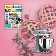 Image de Votre DH pendant 2 ans + un robot Kitchen Aid