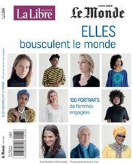 Image de Elles bousculent le Monde : 100 portraits de femmes engagées