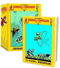 Image de Spirou et Fantasio : collection de 6 albums