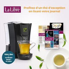 Image de Abonnement Intégral : 1 an à La Libre + + votre machine Special T pour  309 €