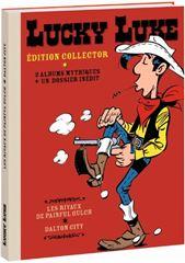 Image de Lucky Luke édition COLLECTOR (2 albums + un dossier inédit)