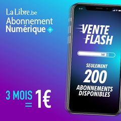 Image de ❯ OFFRE FLASH ❮ vos 3 premiers mois pour 1€ seulement, puis 9,99€/mois