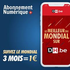 Image de Vivez la Coupe du Monde, Abonnement Numérique+ 3 mois = 1€