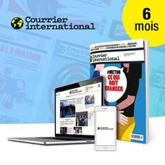 Image de Courrier international pendant 6 mois