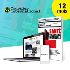 Image de Courrier international pendant 12 mois