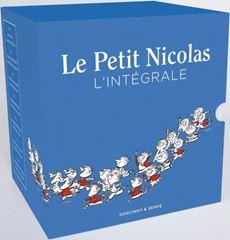 Image de Coffret Le Petit Nicolas : l'intégrale