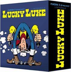 Image de Coffret Lucky Luke : l'intégrale